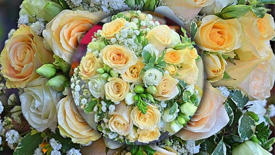 Свадебная флористика - Похоронные венки в Хаапсалу