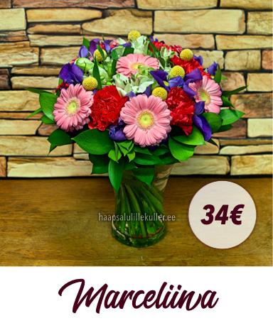 цветочный курьер в Хаапсалу - Цветочный курьер в Хаапсалу