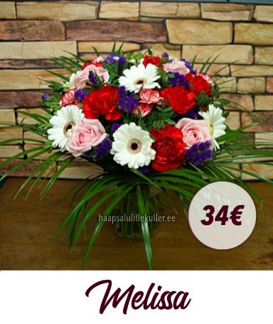 цветочный курьер в Хаапсалу1 - Цветочный курьер в Хаапсалу