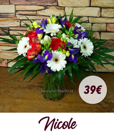 цветочный курьер в Хаапсалу2 - Цветочный курьер в Хаапсалу