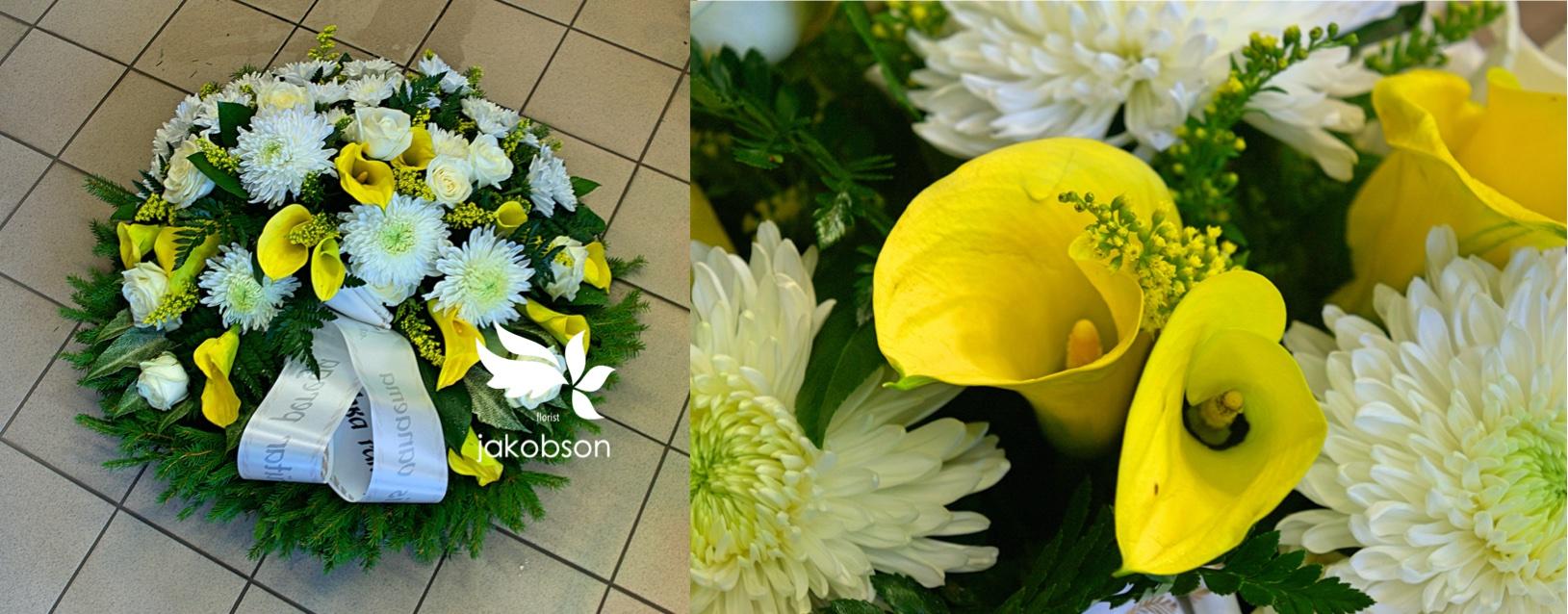 Matusepärg - Matusepärjad kuuseokstega