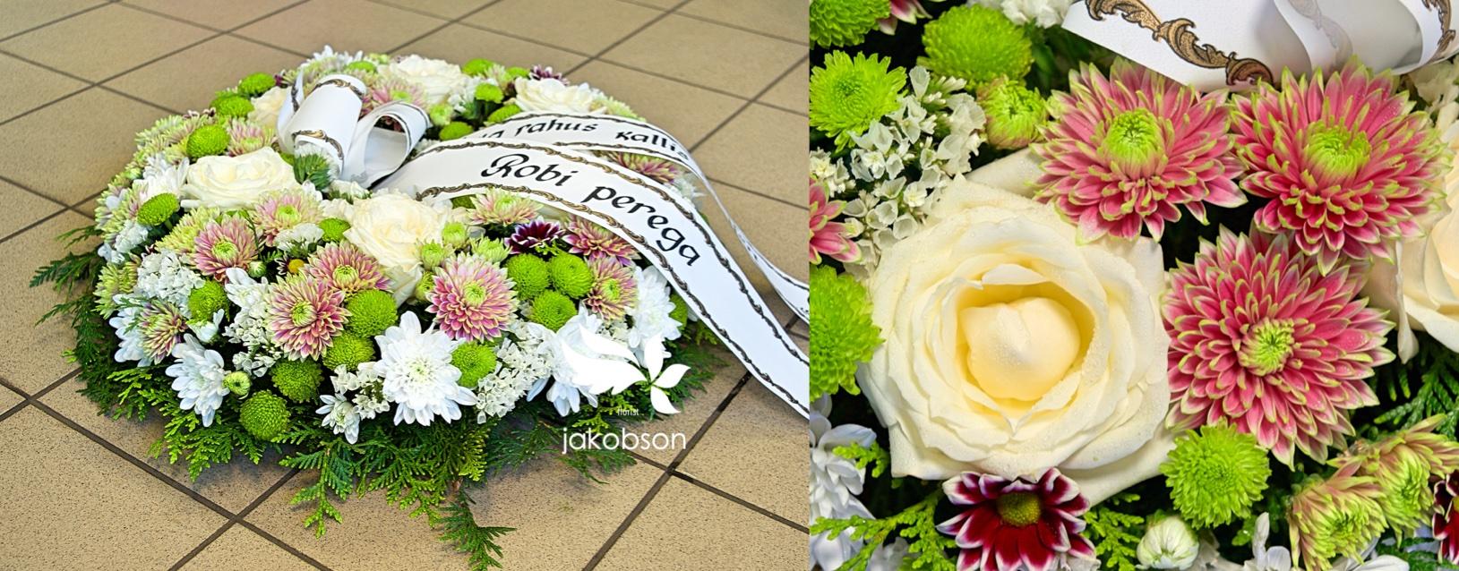Matuseparg8 - Matusepärg täislilledest