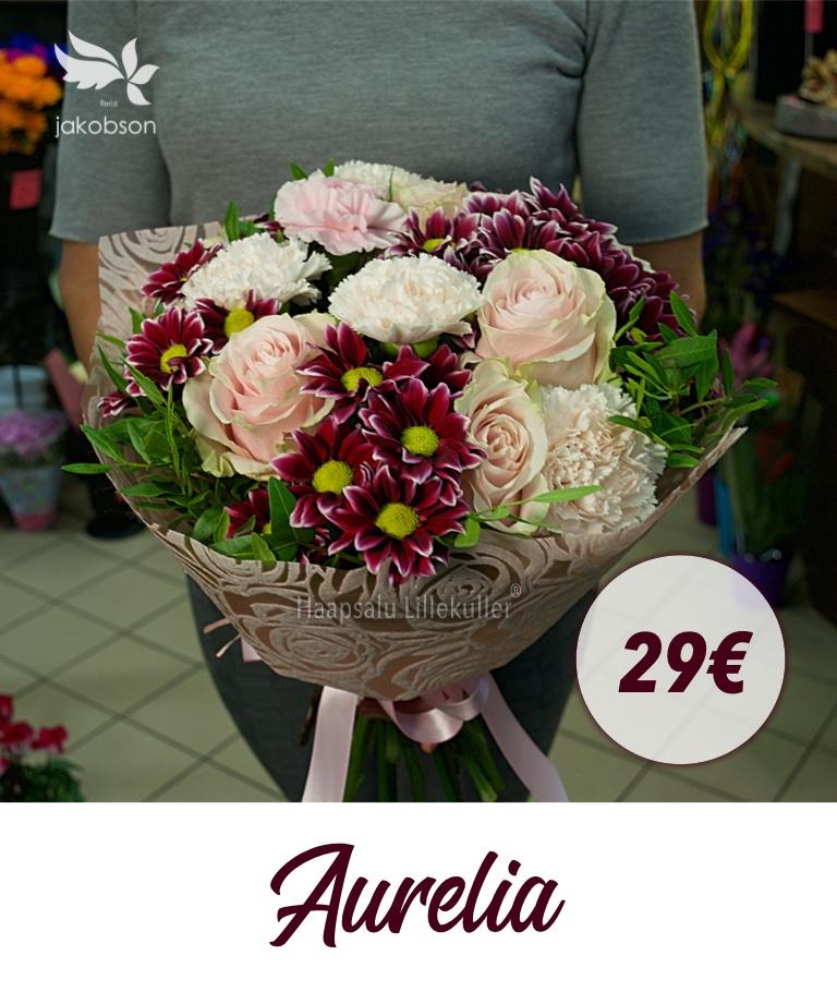 Aurelia - Haapsalu Lillekuller