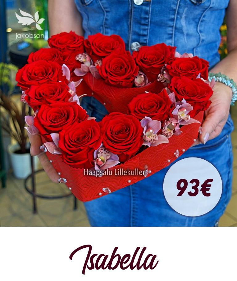 Isabella - Haapsalu Lillekuller