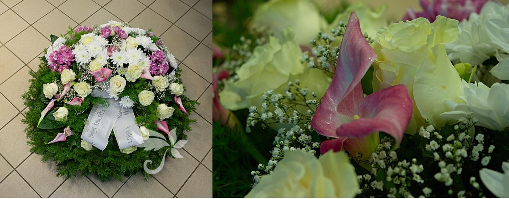 FloristJakobson33 - Matusepärjad kuuseokstega